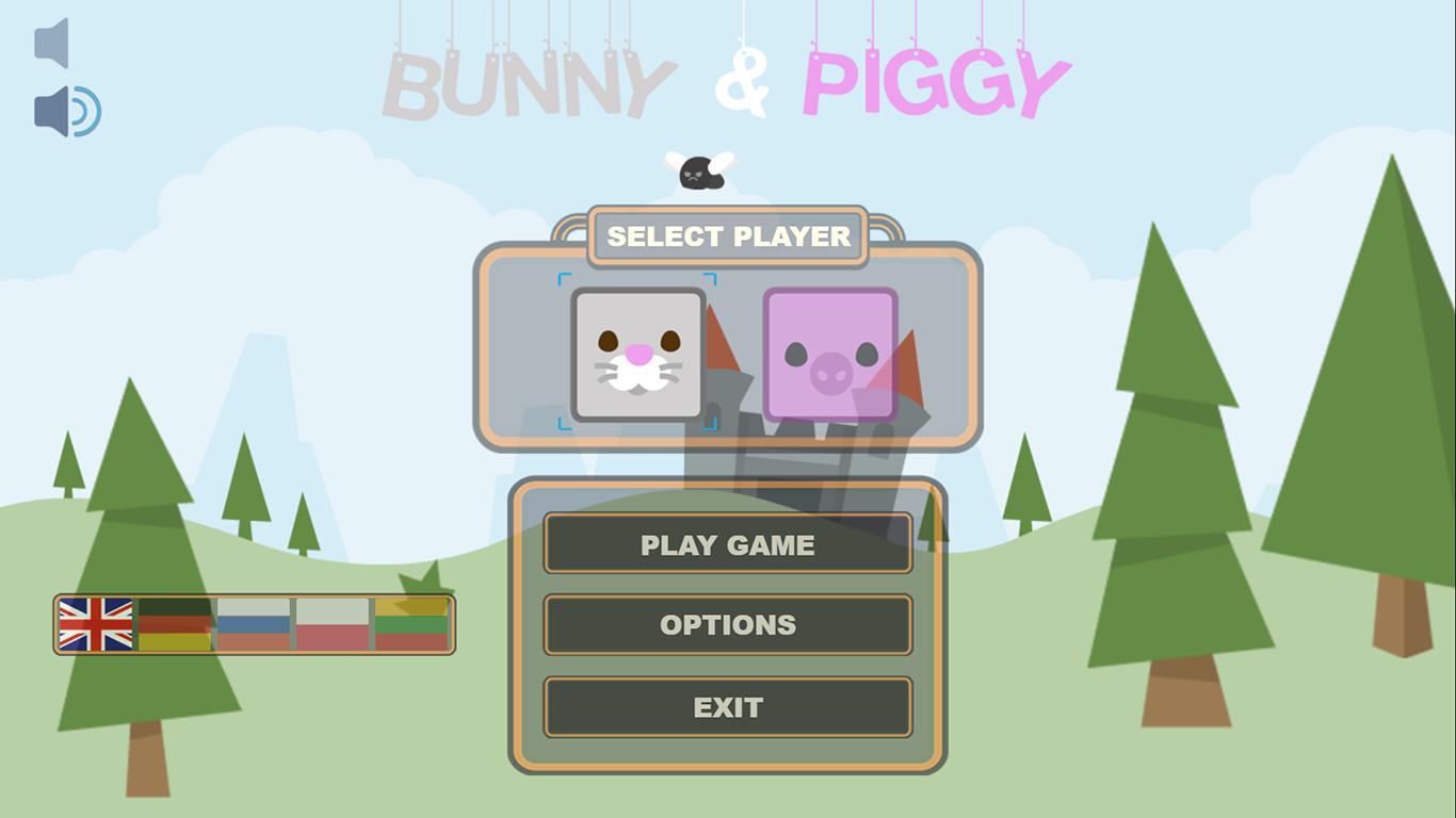 Bunny & Piggy1