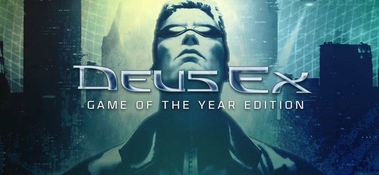 Deus Ex: Game of the Year Edition (RU/CIS)