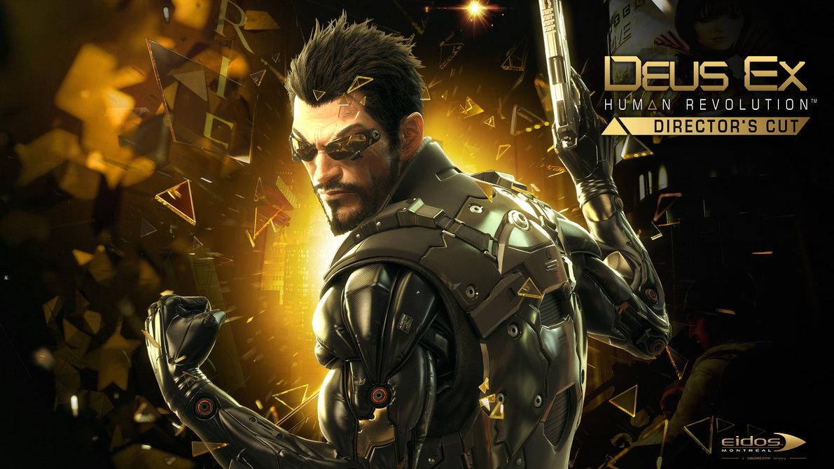 Deus Ex: Human Revolution - Director´s Cut (RU/CIS)