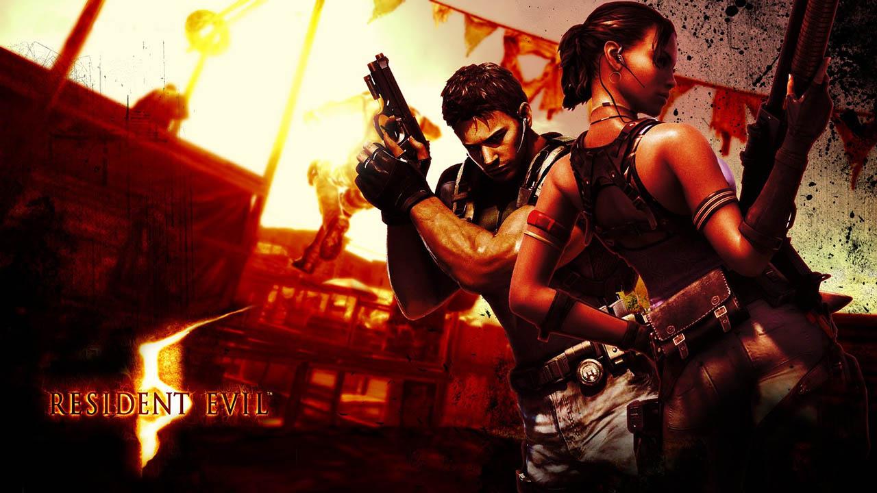 Resident Evil™ 5/ Biohazard 5 (RU/CIS)