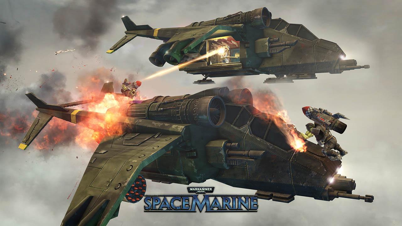Warhammer 40,000: Space Marine2