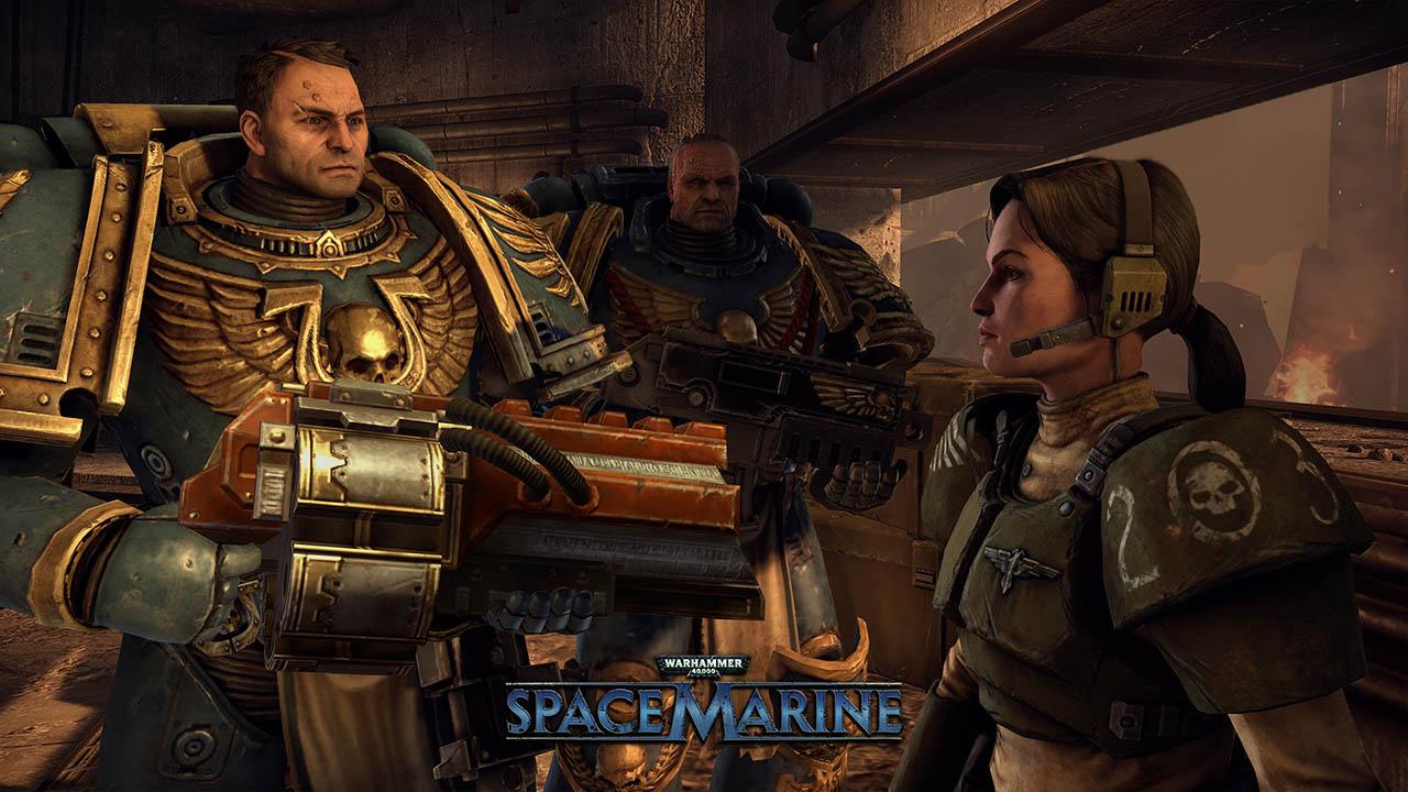 Warhammer 40,000: Space Marine3