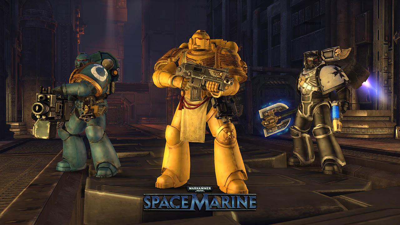Warhammer 40,000: Space Marine5