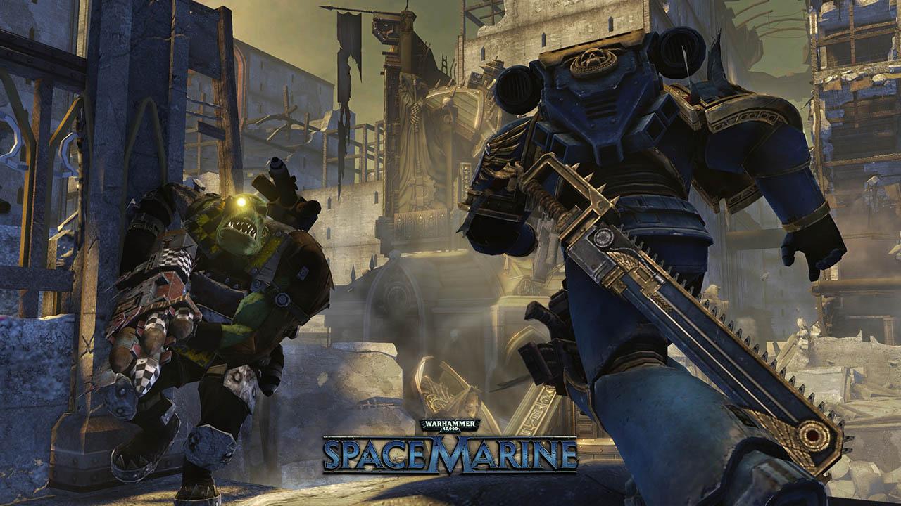 Warhammer 40,000: Space Marine6
