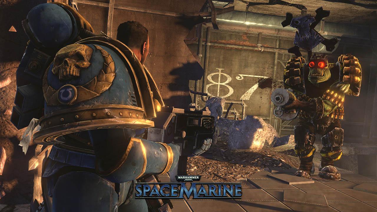 Warhammer 40,000: Space Marine7