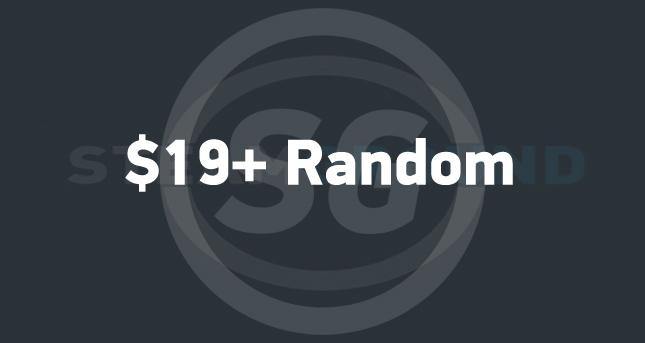 19$+ Random Steam Games