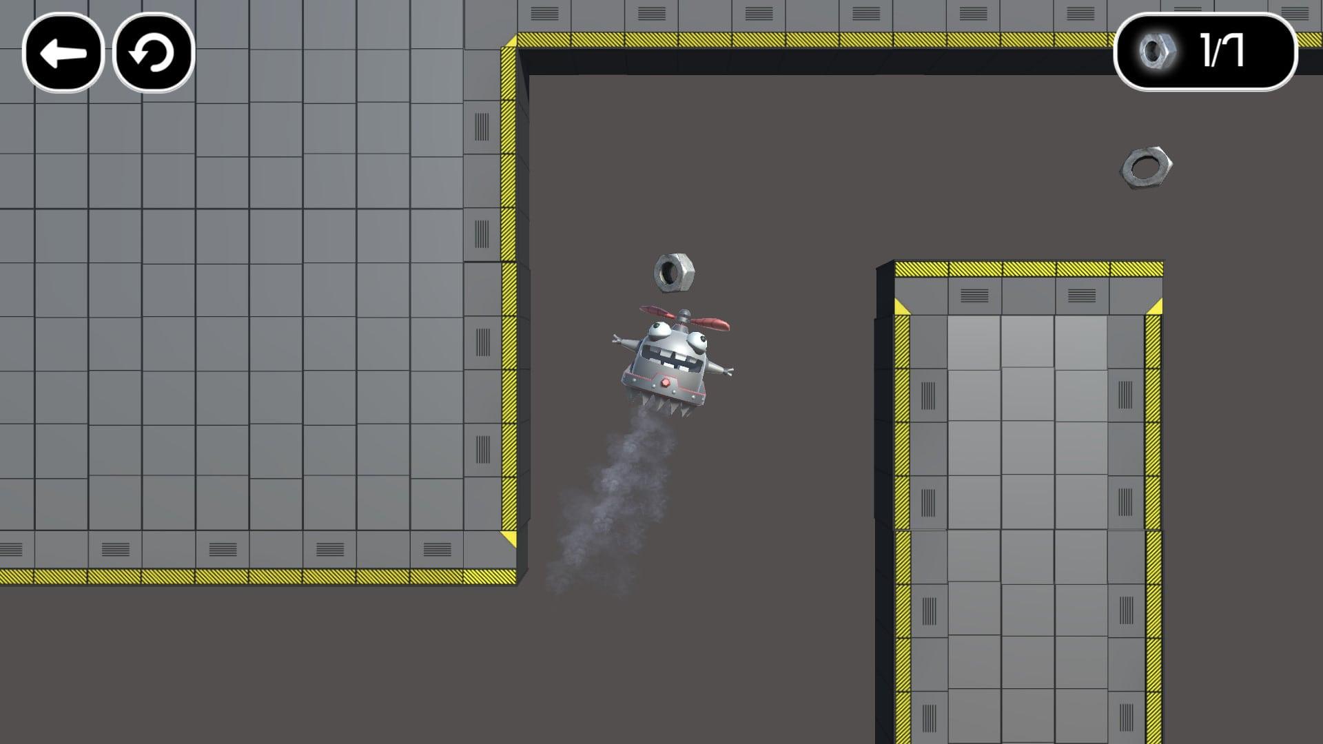 3D Gravity Rocket0