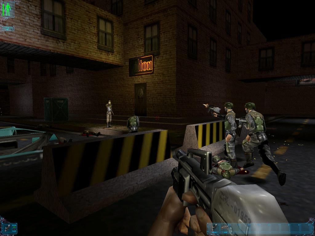 Deus Ex: Game of the Year Edition (RU/CIS)2