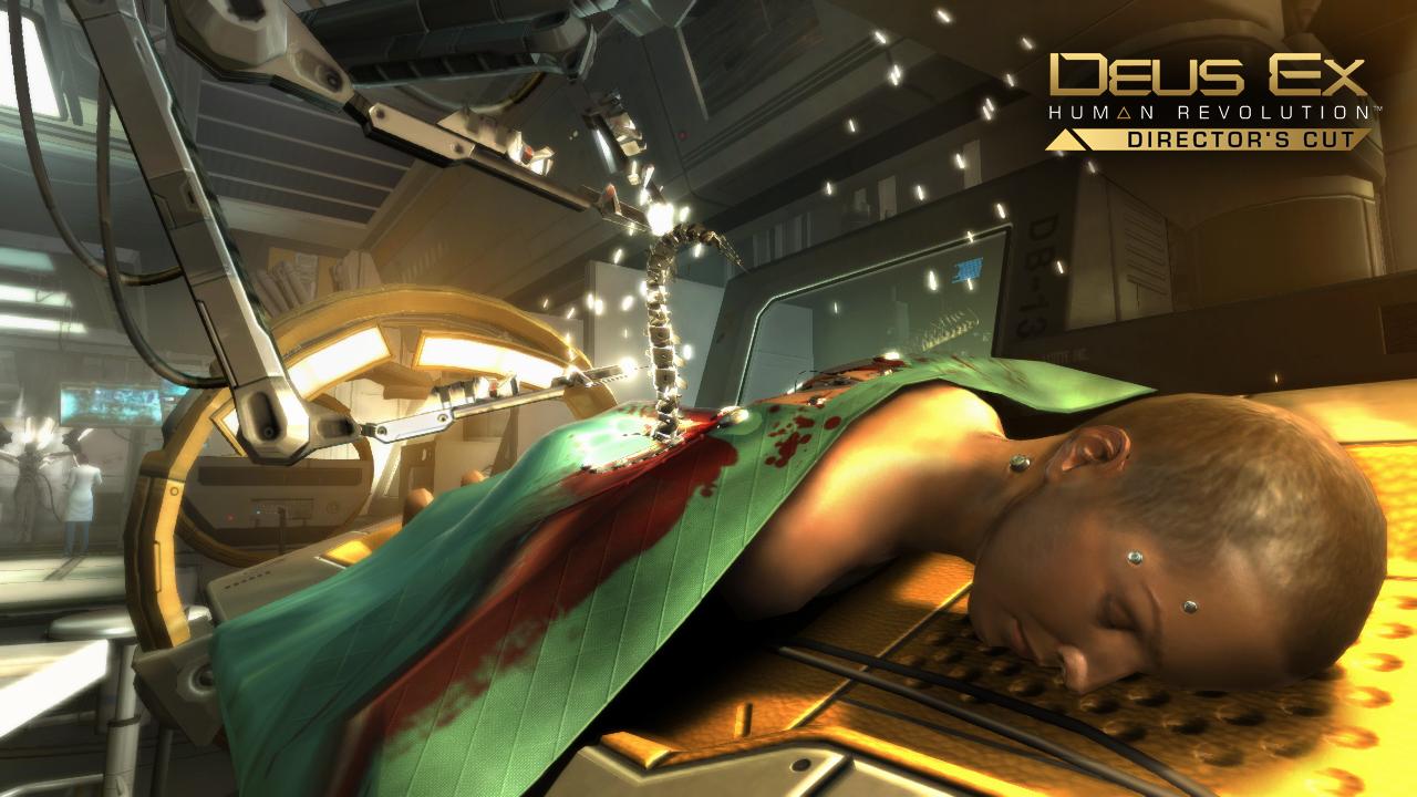 Deus Ex: Human Revolution - Director´s Cut (RU/CIS)1