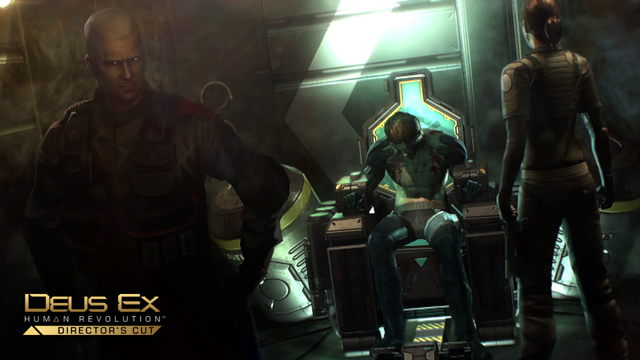 Deus Ex: Human Revolution - Director´s Cut (RU/CIS)2