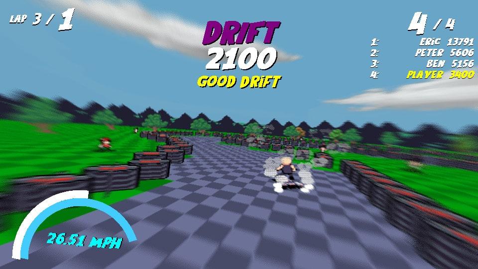 Drift Mania2