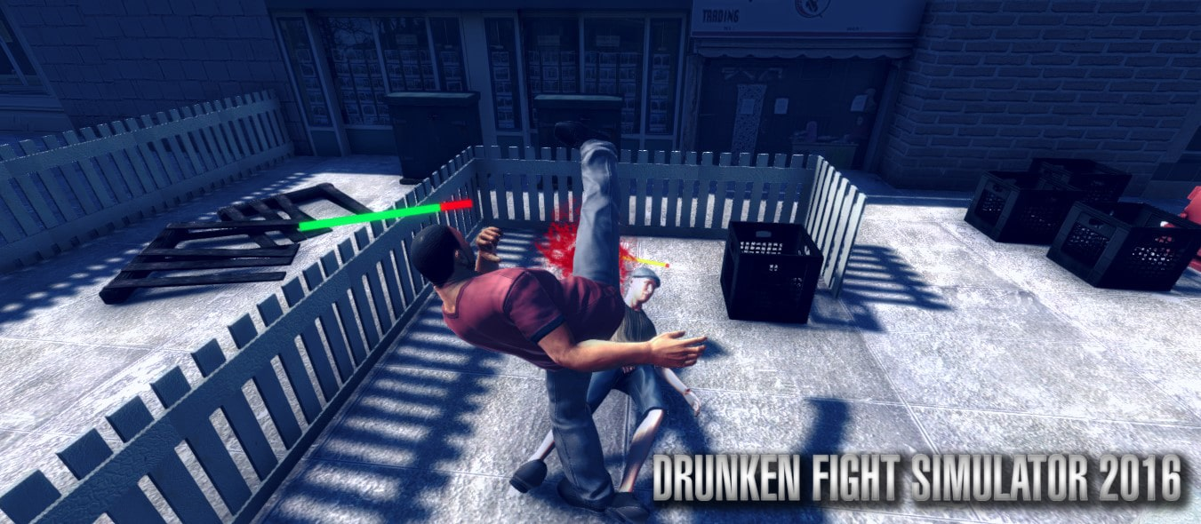 Drunken Fight Simulator0