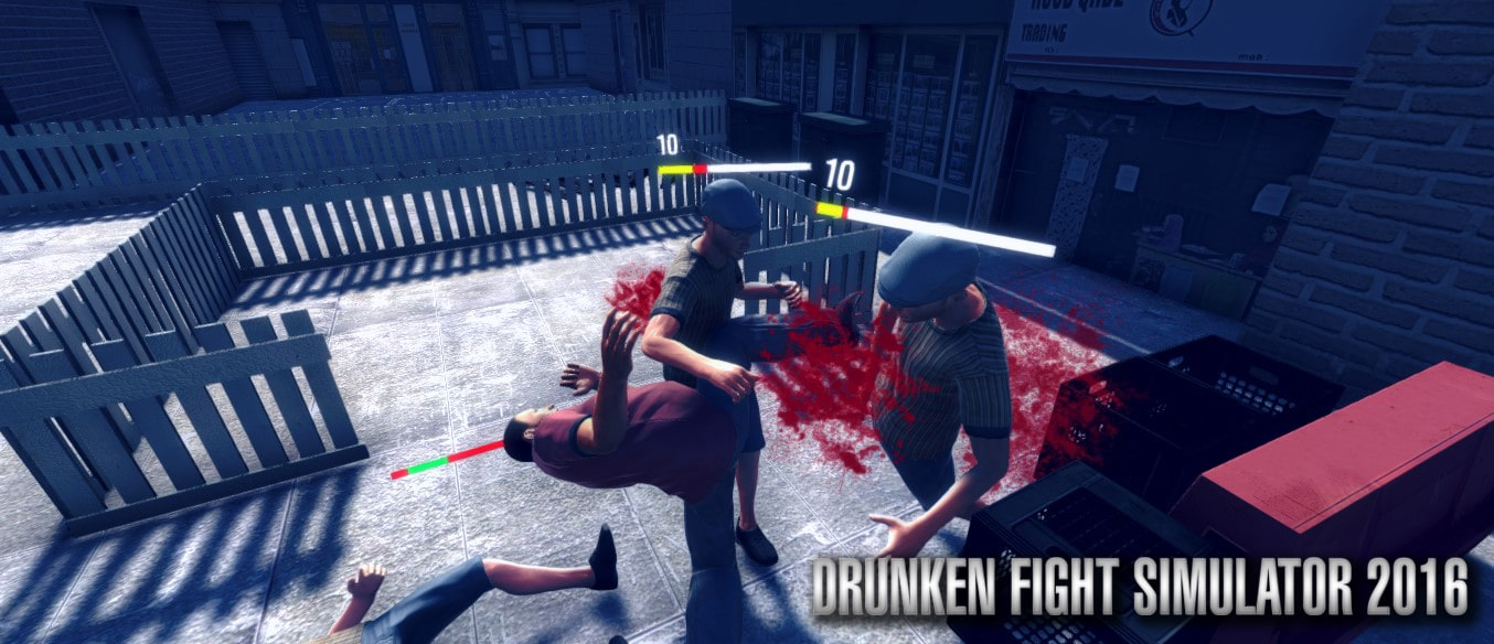 Drunken Fight Simulator1