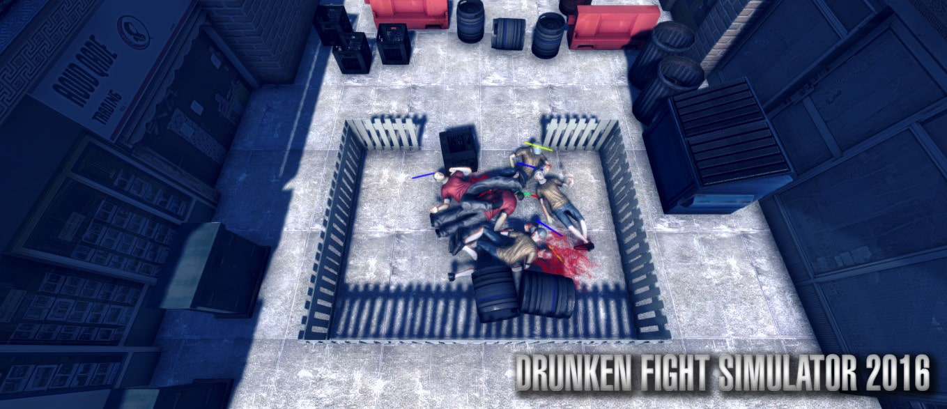 Drunken Fight Simulator3