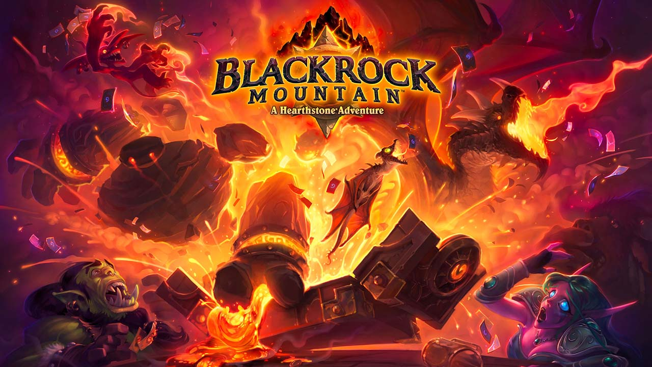 Hearthstone Booster Pack (Набор карт)3