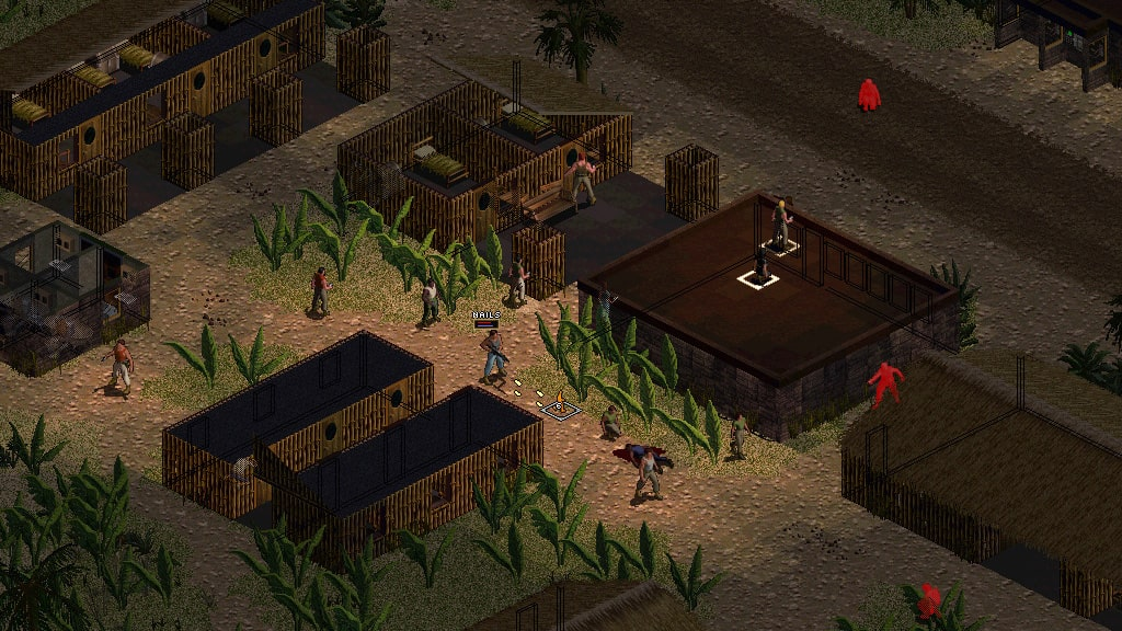 Jagged Alliance 2 - Wildfire1