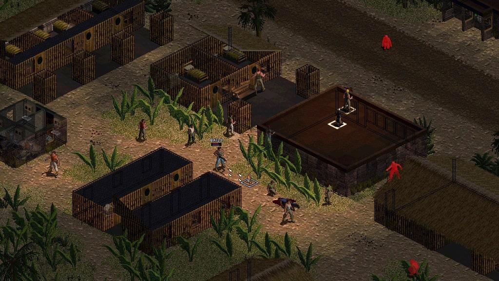 Jagged Alliance 2 - Wildfire1