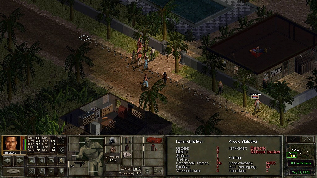 Jagged Alliance 2 - Wildfire2