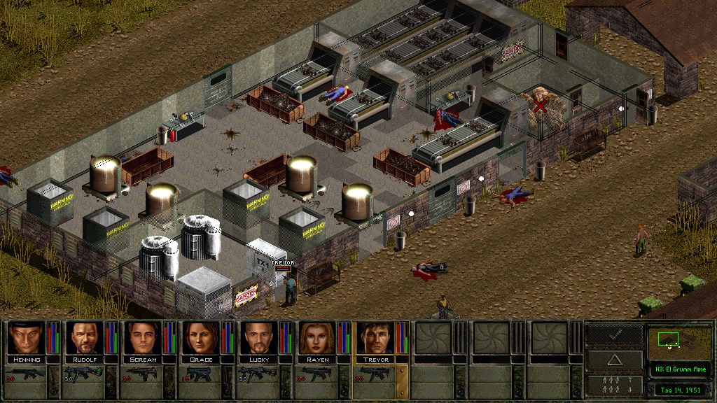 Jagged Alliance 2 - Wildfire4
