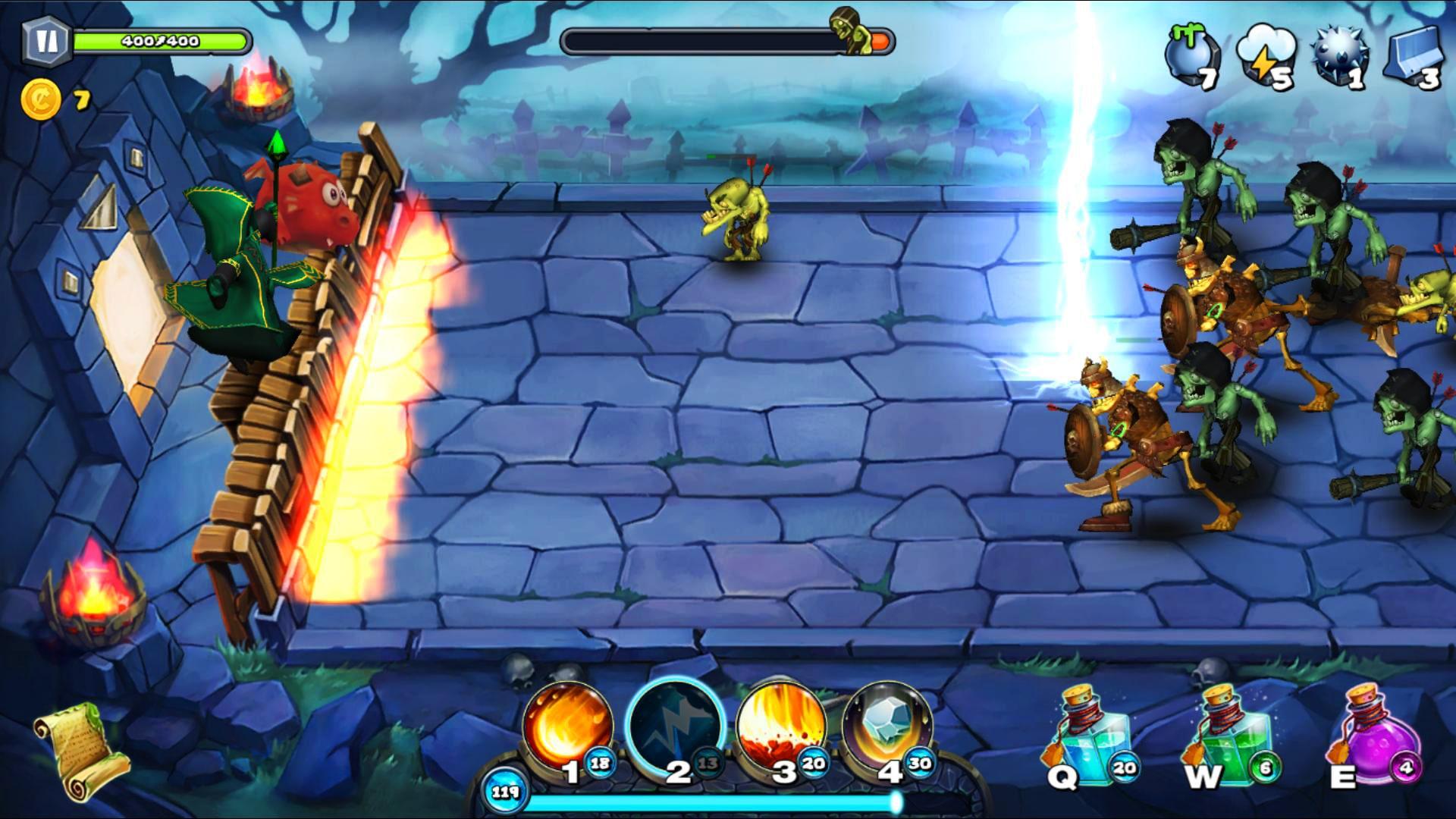 Magic Siege - Defender1