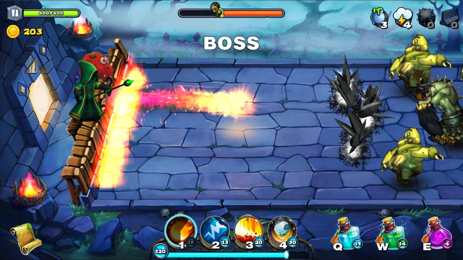Magic Siege - Defender2