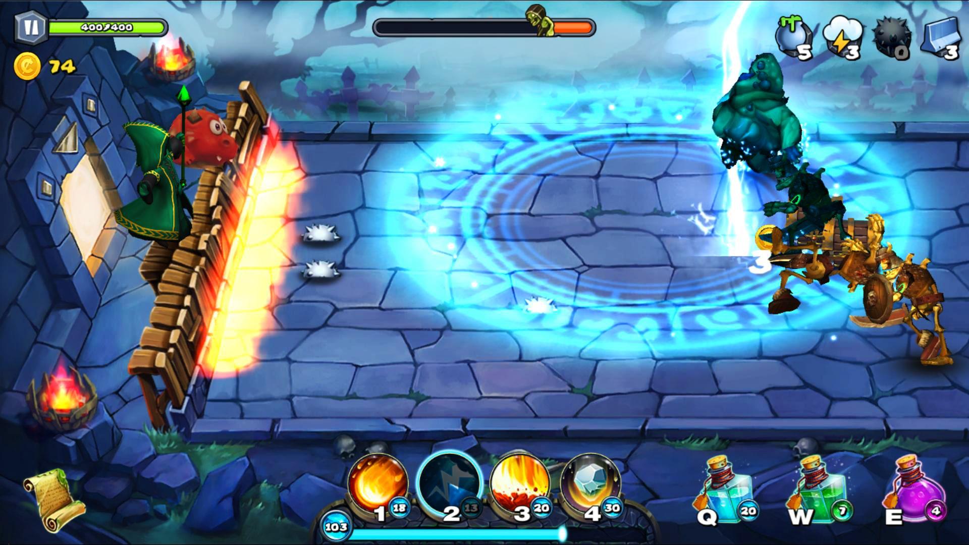 Magic Siege - Defender3