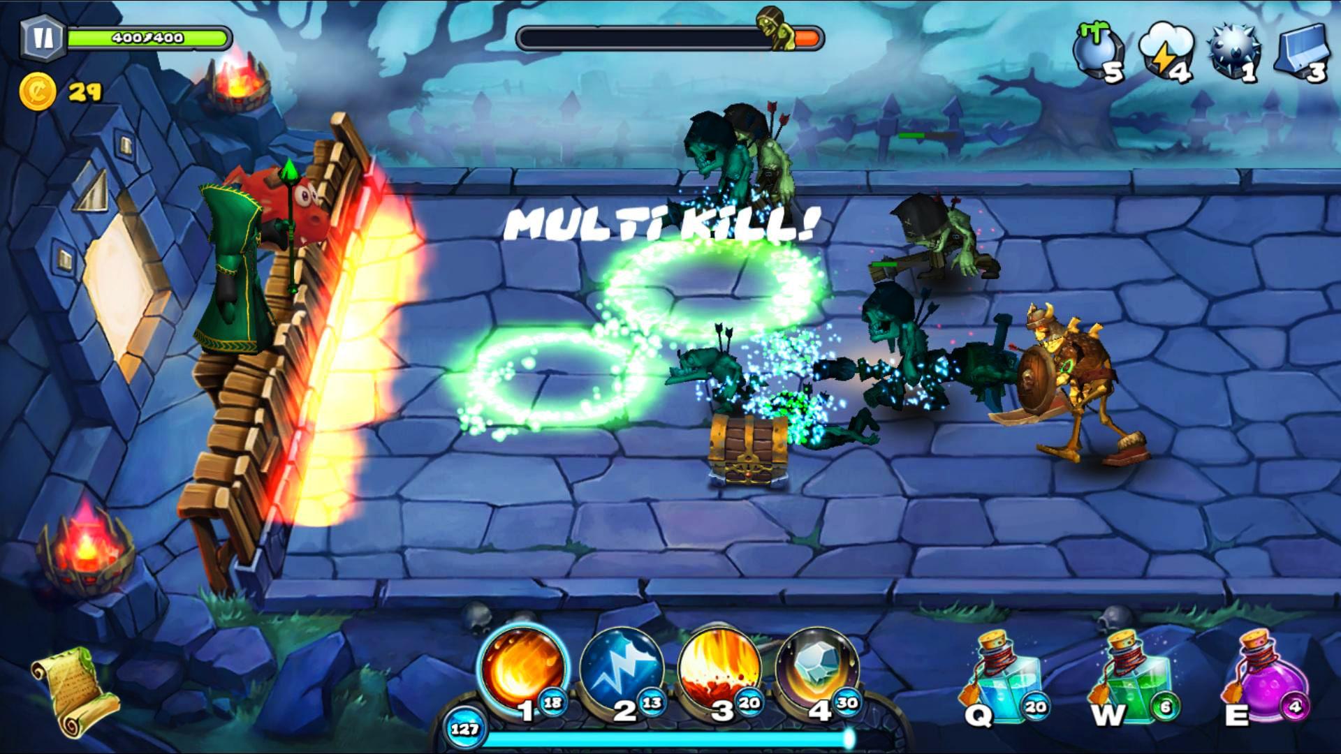 Magic Siege - Defender4