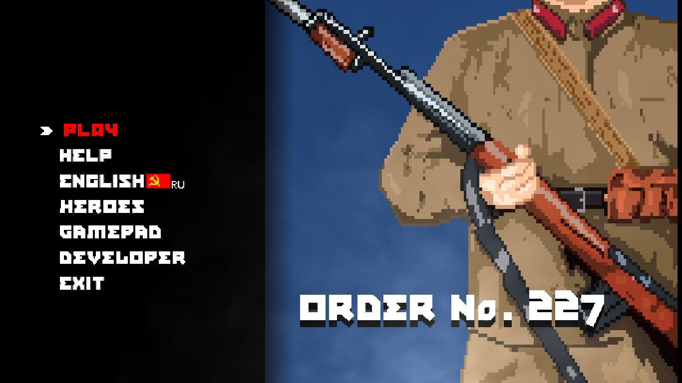 Order No. 227: Not one step back!3