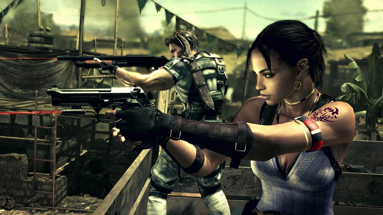 Resident Evil™ 5/ Biohazard 5 (RU/CIS)0