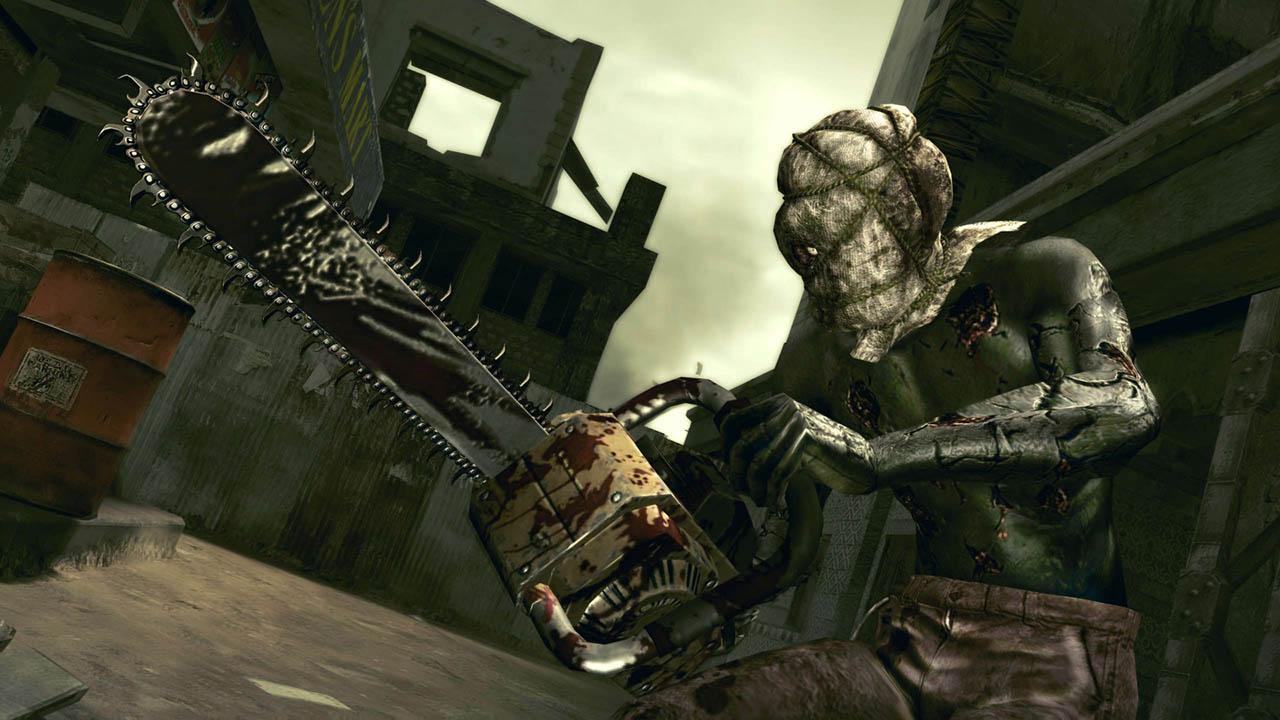 Resident Evil™ 5/ Biohazard 5 (RU/CIS)3