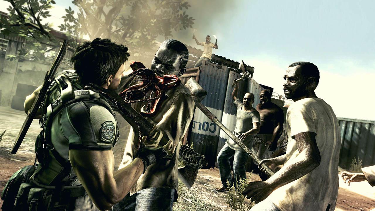 Resident Evil™ 5/ Biohazard 5 (RU/CIS)5