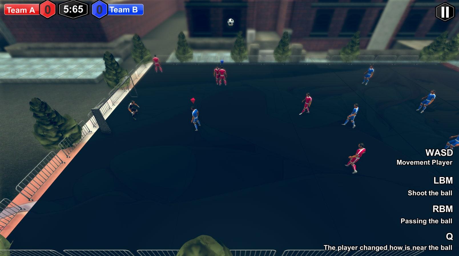 Street Football0
