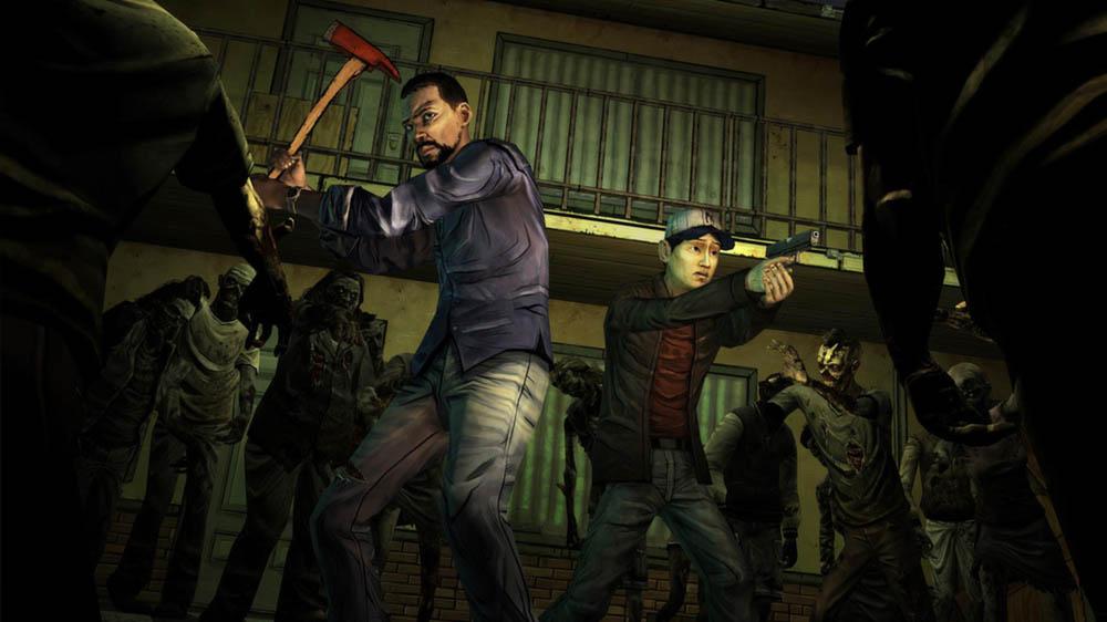 The Walking Dead (RU/CIS)3
