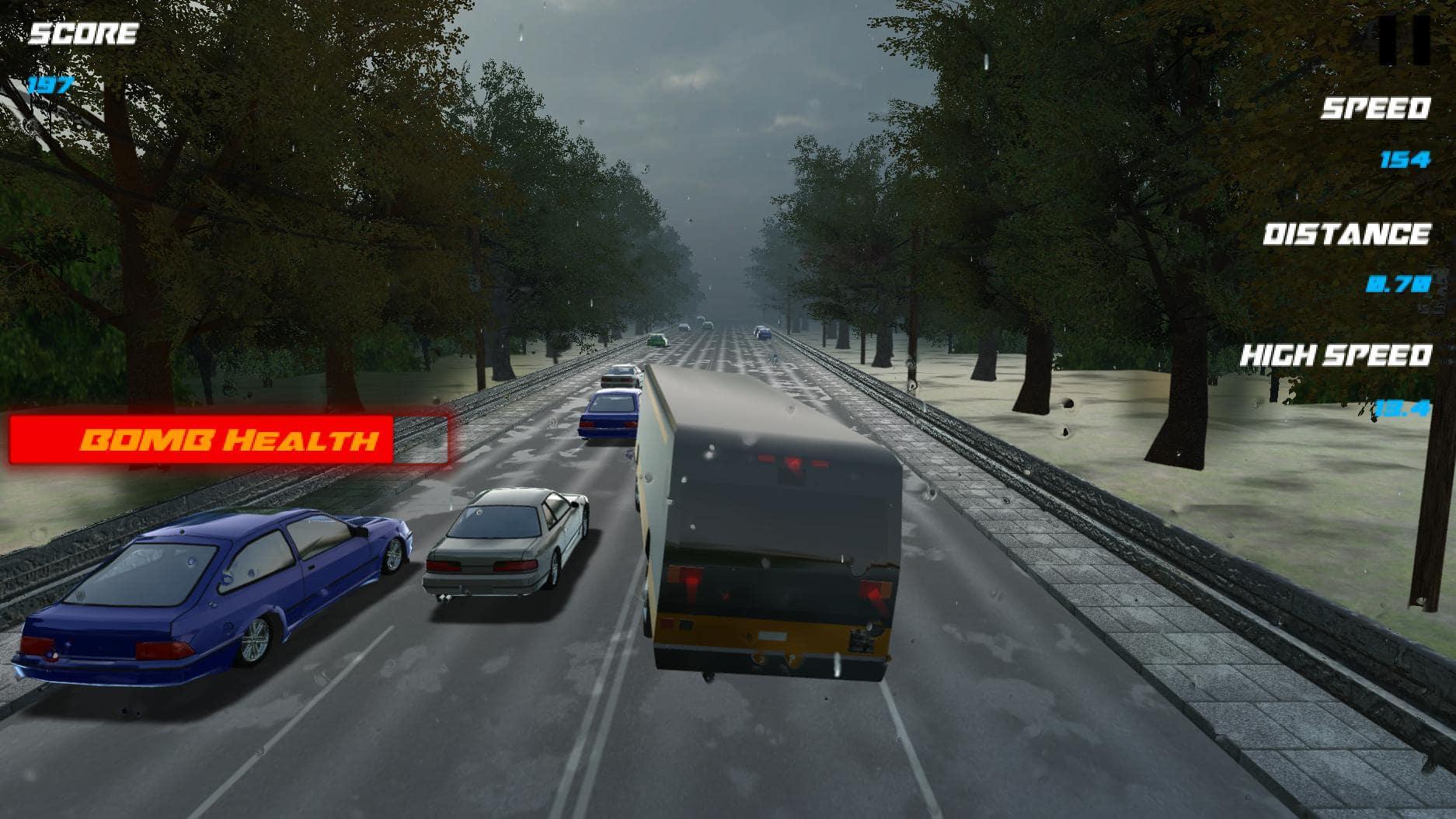 Trafic Road Rush4