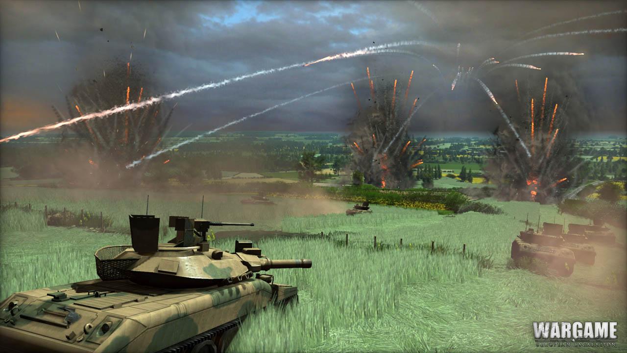 Wargame: European Escalation (RU/CIS)1