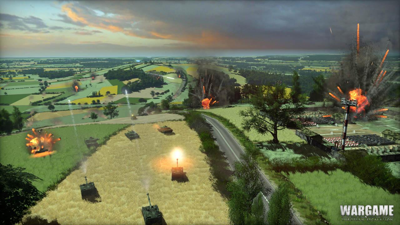Wargame: European Escalation (RU/CIS)4