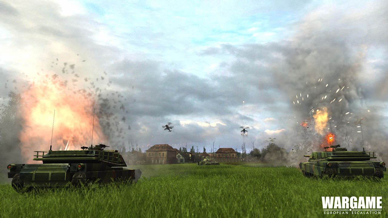 Wargame: European Escalation (RU/CIS)8