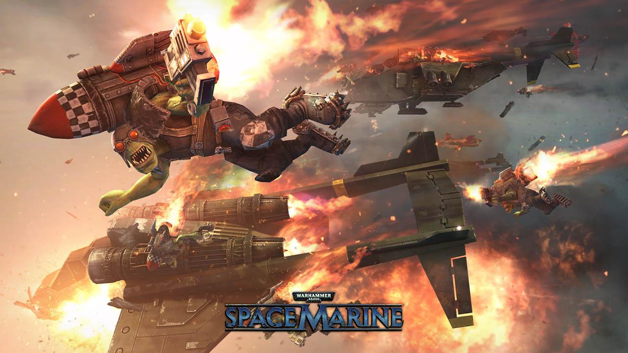 Warhammer 40,000: Space Marine0