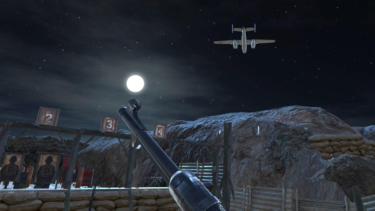 WW2 Zombie Range VR1