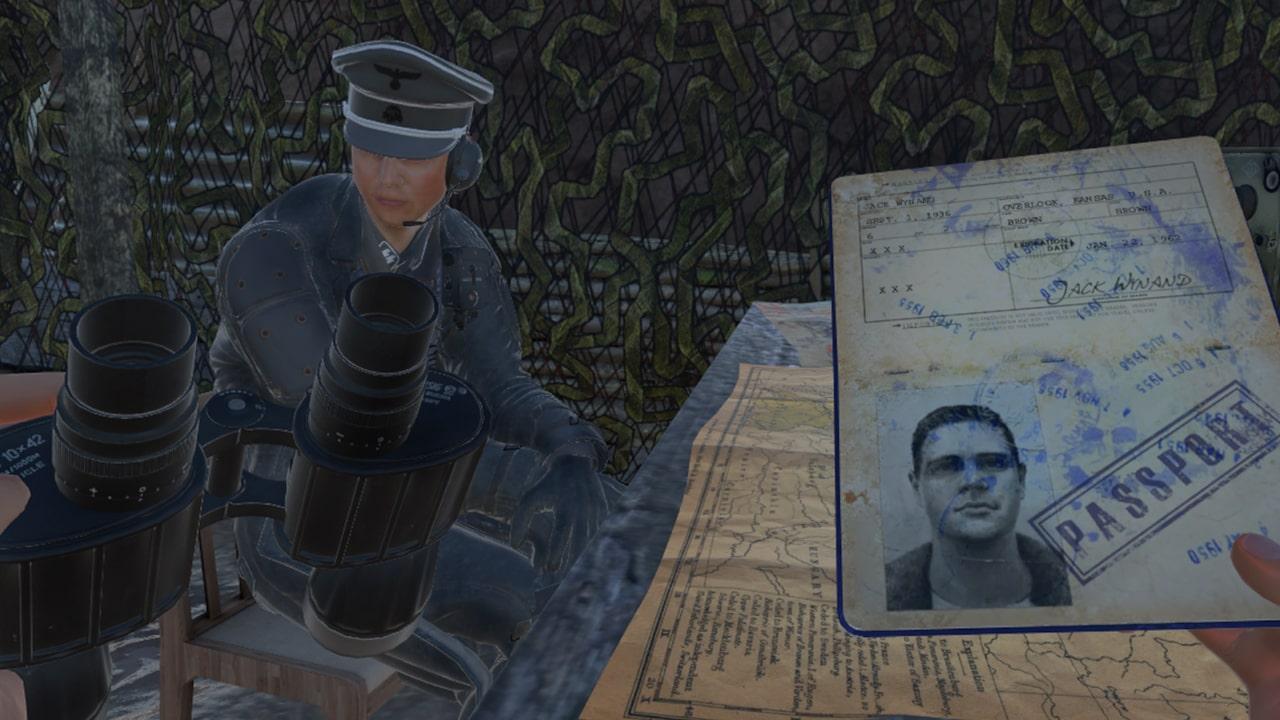 WW2 Zombie Range VR2