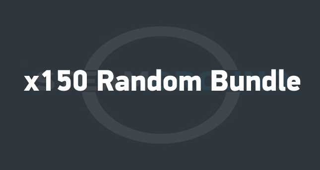 x150 Random Bundle