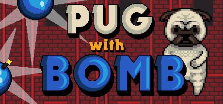 Pug With Bomb